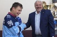 Сибирь, болельщики, Кирилл Фастовский, видео, фото, КХЛ