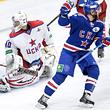СКА сократил отставание в серии с ЦСКА. Как это было