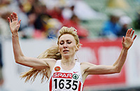 бег, сборная России жен, Татьяна Томашова, чемпионат России