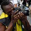 фото, чемпионат мира, сборная Ямайки, Усэйн Болт, бег