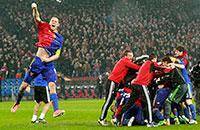 Марко Штреллер, Базель, Лига Европы, фото