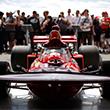 Парад исторических болидов «Формулы-1» на «Сильверстоуне»