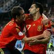 Рубен де ла Ред, Даниэль Гуиса, сборная Испании, Луис Арагонес, Евро-2008, сборная Греции, Отто Рехагель