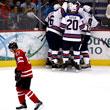 сборная США, сборная Канады, олимпийский хоккейный турнир, Ванкувер-2010, сборная Словакии, сборная Финляндии, Миикка Кипрусофф