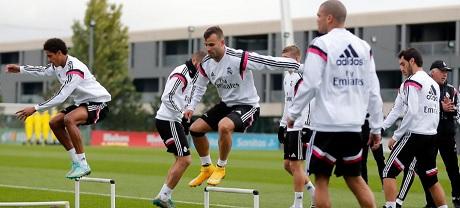 Хесе впервые за 8 месяцев провел часть тренировки с Реалом - изображение 1