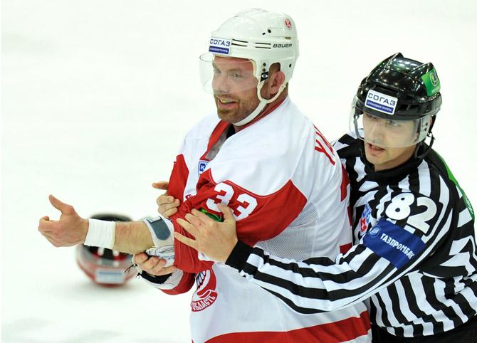 9 самых интересных североамериканцев в КХЛ