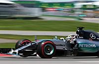 Гран-при Канады, Формула-1