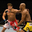Андерсон Силва, Патрик Коте, видео, смешанные единоборства, UFC