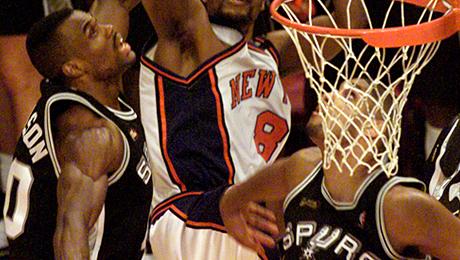 Голый год. «Сперс» – чемпионы НБА в сезоне-1998/99