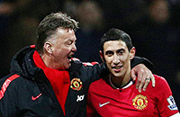 Манчестер Юнайтед, трансферы, фото, Анхель Ди Мария