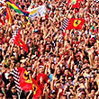Гран-при Италии, Фернандо Алонсо, фото, болельщики