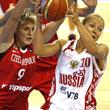 сборная Чехии жен, сборная России жен, чемпионат мира-2010 жен