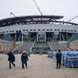 Зенит, премьер-лига Россия, фото, Зенит-Арена, стадионы
