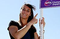 BNP Paribas Open, WTA, фото, Флавия Пеннетта
