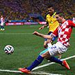 Бразилия обыграла Хорватию. Как это было