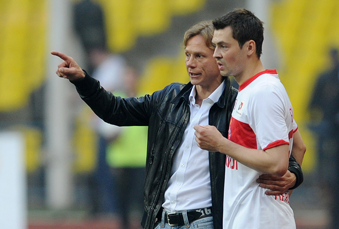 Динияр Билялетдинов: Карпин считает, что все должны лебезить перед тренером. Я не хотел