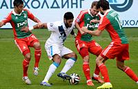 10 лучших дриблеров российской премьер-лиги