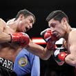 Рафаэль Маркес, Исраэль Васкес, WBC, титульные бои, первый полулегкий вес