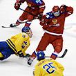Полуфинал МЧМ-2015. Россия – Швеция – 4:1. Онлайн