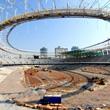 НСК Олимпийский, фото, Евро-2012
