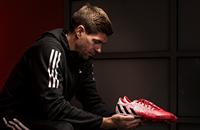 Энфилд, Ливерпуль, Стивен Джеррард, премьер-лига Англия, фото, adidas