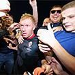 Манчестер Юнайтед, Пол Скоулз, Райан Гиггз, Робби Сэвидж, Никки Батт, Солфорд Сити