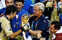 Ювентус, сборная Италии, серия А Италия, Марчелло Липпи, ЧМ-2006, фото