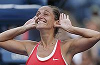 Флавия Пеннетта, Роберта Винчи, US Open, WTA, Сара Эррани
