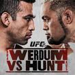 UFC, Марк Хант, Фабрисио Вердум, тяжелый вес (MMA)