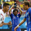 сборная Италии, сборная Коста-Рики, ЧМ-2014