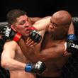UFC, Андерсон Силва, Ник Диаз