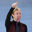 Эван Лайсачек, Евгений Плющенко, сборная России, Ванкувер-2010, мужское катание