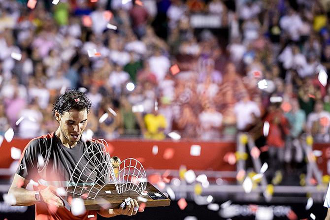 Как жил теннис во время Олимпиады?