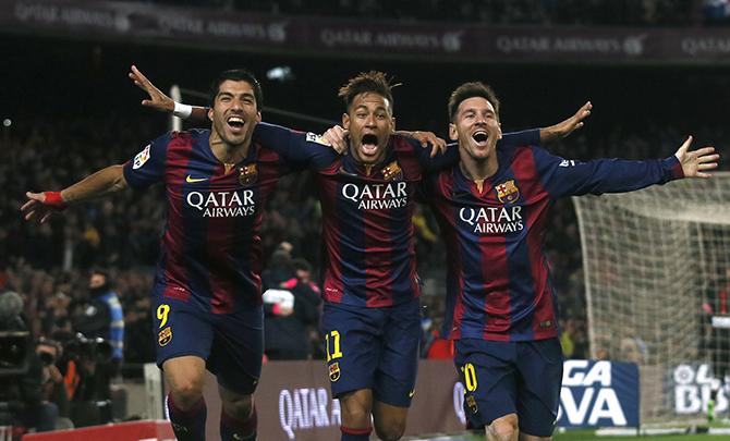 Примера. Барселона - Атлетико 3:1. Энрике остается - изображение 3