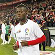 В составе «Атлетика» дебютирует темнокожий футболист