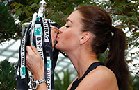 Агнешка Радванска, WTA