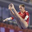 спортивная гимнастика, сборная России жен, чемпионат мира, Алия Мустафина, Симоне Байлс