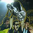 Боруссия Дортмунд, Лига чемпионов, болельщики, фото