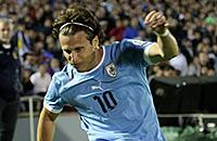 Диего Форлан, ЧМ-2014, сборная Уругвая