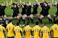 сборная Новой Зеландии, сборная Австралии, Кубок мира