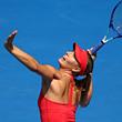 Финал Australian Open. Шарапова проиграла Уильямс первый сет. Онлайн