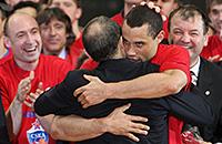 ЦСКА, Траджан Лэнгдон, Turkish Airlines Euroleague, фото