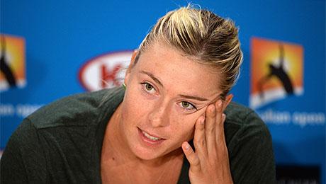 «Мария, ну напиши: «Поздравляю Янкович с победой на Australian Open»