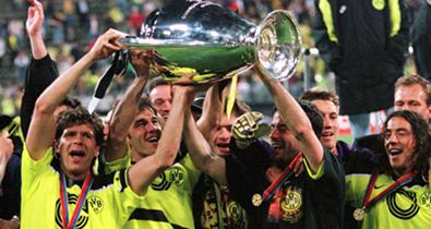 Лига чемпионов. Лучшее. Сезон 1996/97
