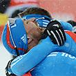 лыжные гонки, чемпионат мира, сборная России (лыжные гонки), Никита Крюков, Алексей Петухов, командный спринт