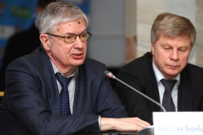 Анатолий Воробьев: пока не видно, за счет чего бюджет РФС можно сделать бездефицитным