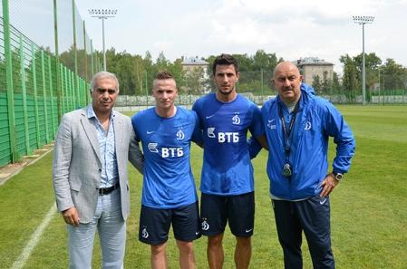 Бюттнер и Манолев стали игроками «Динамо»