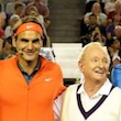 Роджер Федерер, Род Лэйвер, фото, Australian Open, ATP, Тони Роч, Кен Роузуолл, арена Рода Лэйвера, GOAT