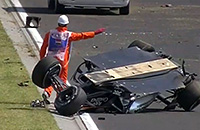 происшествия, Форс-Индия, Формула-1, Серхио Перес