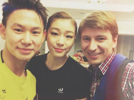 Денис Тен: «За кулисами шоу Ю-Ны Ким было много веселых моментов ...